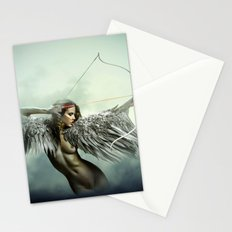 Hot Angel Stationery Cards