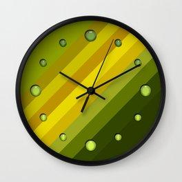 Rainbow 4 Wall Clock
