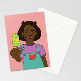Cambia El Mundo Stationery Cards