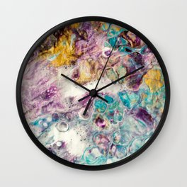 Pour the Magic on Thick Wall Clock