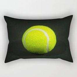Tennis Ball Rectangular Pillow