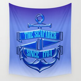 The Seafarer Wall Tapestry