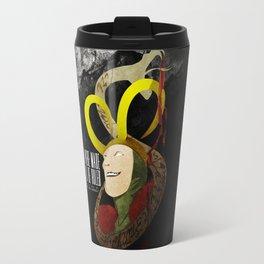 Loki: Made to be Ruled (Invert) Travel Mug