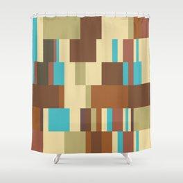 Songbird Santa Fe Shower Curtain