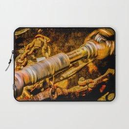 Cardan Shaft - Needs Fresh Oil Laptop Sleeve
