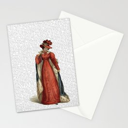 Pride & Prejudice Stationery Cards