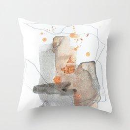 Piece of Cheer 3 Throw Pillow