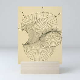 Fluid Dynamics Mini Art Print