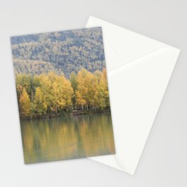 The Other Side of the Lake Stationery Cards