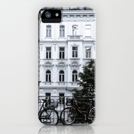Streets of Vienna iPhone Case