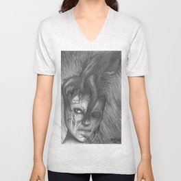 Vegetable Unisex V-Neck