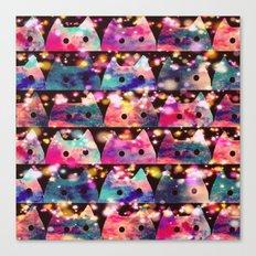 gorgeous cats-311 Canvas Print