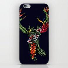 Tropical Deer iPhone & iPod Skin
