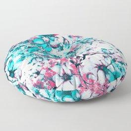 Floral Dream Floor Pillow