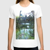 central park T-shirts featuring Central Park  by aLovelyNotion