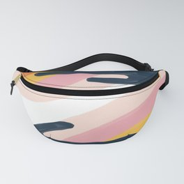 Double the Colors Fanny Pack