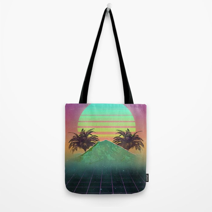 80s love Tote Bag