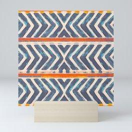 Alamito - Blue Mini Art Print