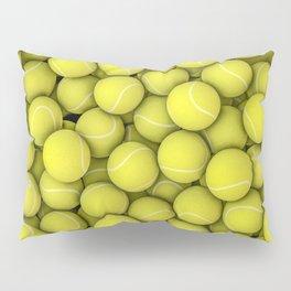 Tennis balls Pillow Sham
