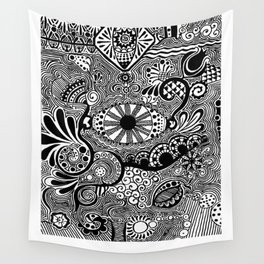 Eye of the Beholder Wall Tapestry