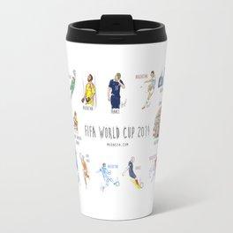 FIFA World Cup 2014 Moments! Travel Mug