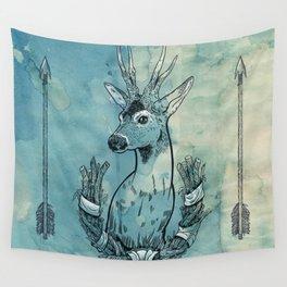 Roe or Deer Wall Tapestry