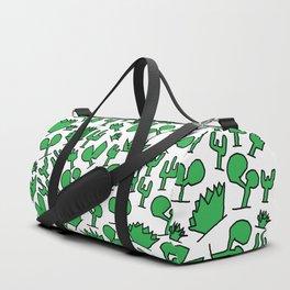 cacti everywhere Duffle Bag