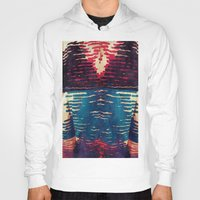 sweater Hoodies featuring Ugly Sweater by Cylena Young