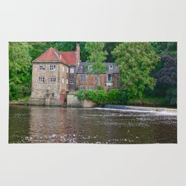 Fulling Mill House at Durham Rug