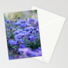 Sea of Asters Stationery Cards