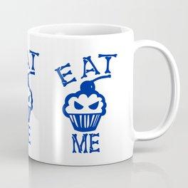 Eat Me (Blue Version) Coffee Mug