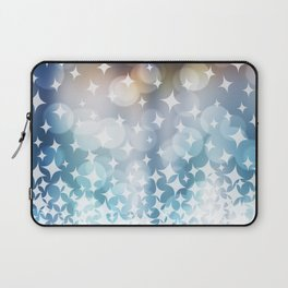 Stardust and Light Laptop Sleeve