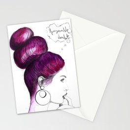Reasonable doubt Stationery Cards