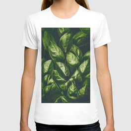 Greenery Pattern (Color) T-shirt