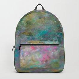 Rainbow Crystal Marble Backpack