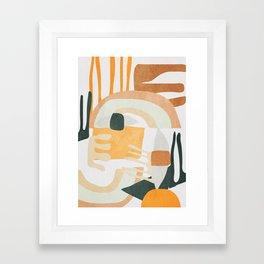 Abstract Art 10 Framed Art Print