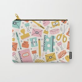Stationery Love Carry-All Pouch