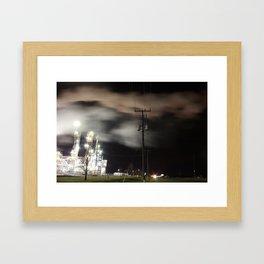 Ethanol. Framed Art Print