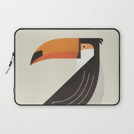 Whimsy Toucan Laptop Sleeve
