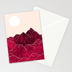 Ruby Mountains Stationery Cards