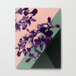 Jade there Metal Print