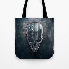 American Horror in Metal Tote Bag