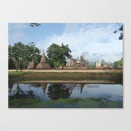 Sukhothai Thailand Canvas Print