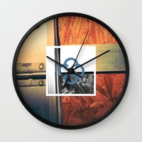 instagram Wall Clocks featuring Social8 | Instagram by ArchedDeer