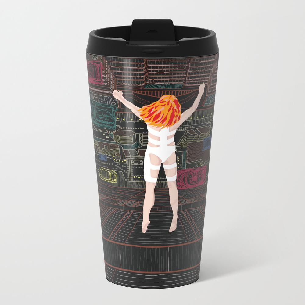 Leeloo - The Fifth Element Travel Mug TRM7742859