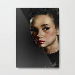 Allison Metal Print
