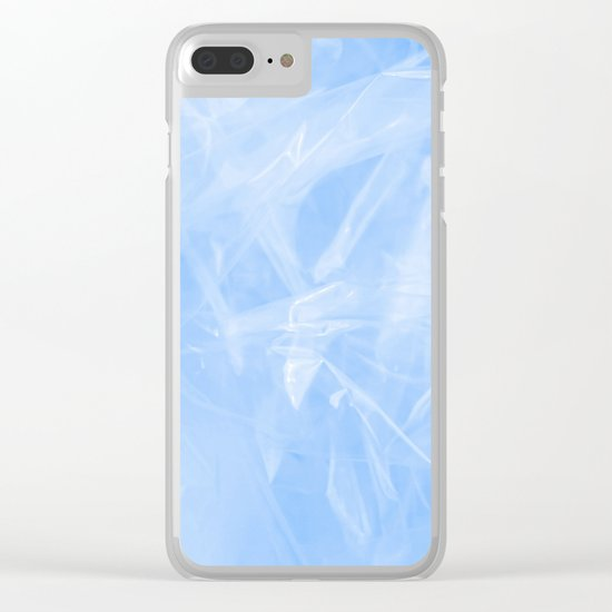 Abstract 211 Clear iPhone Case
