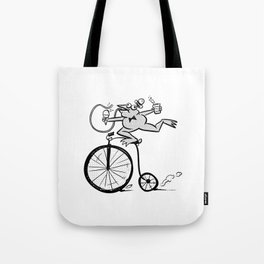 Coffee and Ice Cream Tote Bag