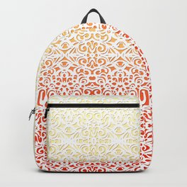 Baroque Style Inspiration G153 Backpack