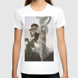 William-Adolphe Bouguereau - Dawn T-shirt